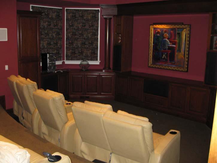 Movie Rooms Gallery, DeBernardi Development